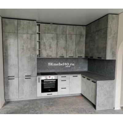 Кухонный гарнитур по индивидуальным размерам №10