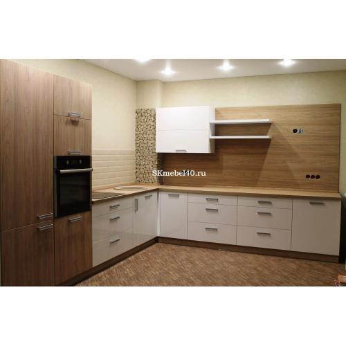Кухонный гарнитур по индивидуальным размерам №100