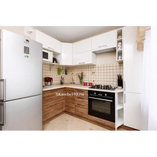 Кухонный гарнитур по индивидуальным размерам №101