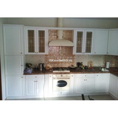 Кухонный гарнитур по индивидуальным размерам №102