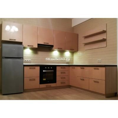 Кухонный гарнитур по индивидуальным размерам №103