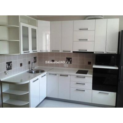 Кухонный гарнитур по индивидуальным размерам №104