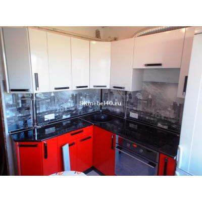 Кухонный гарнитур по индивидуальным размерам №106