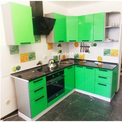 Кухонный гарнитур по индивидуальным размерам №108