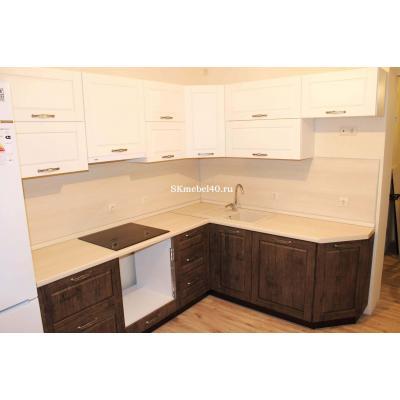 Кухонный гарнитур по индивидуальным размерам №110