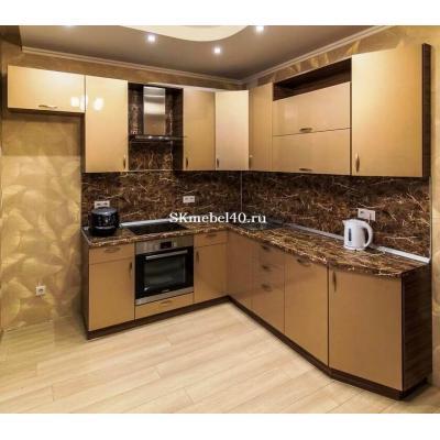 Кухонный гарнитур по индивидуальным размерам №113