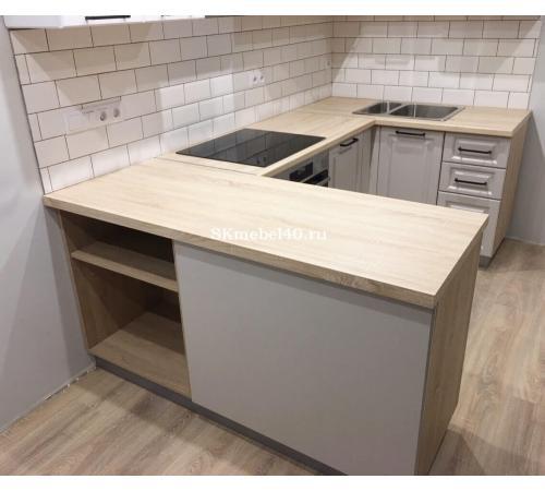 Кухонный гарнитур по индивидуальным размерам №13