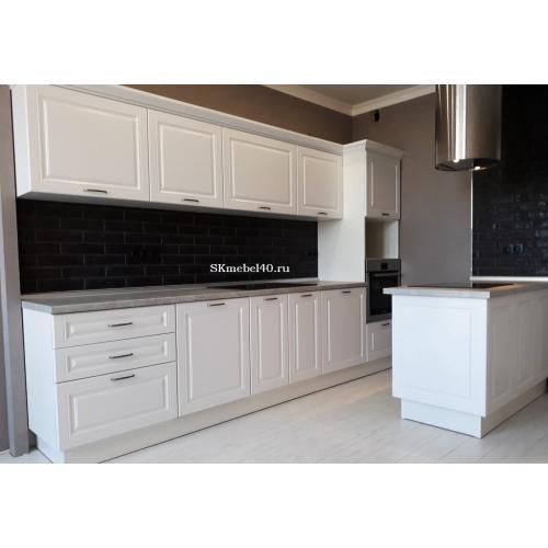 Кухонный гарнитур по индивидуальным размерам №17