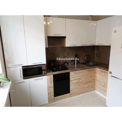 Кухонный гарнитур по индивидуальным размерам №2