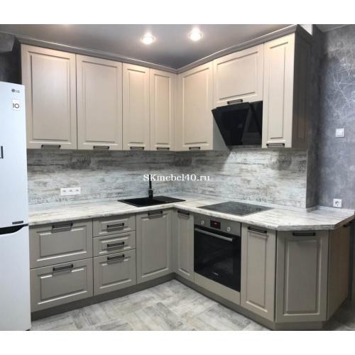 Кухонный гарнитур по индивидуальным размерам №21