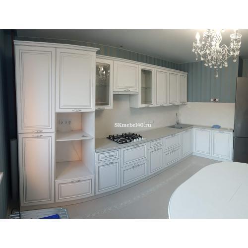 Кухонный гарнитур по индивидуальным размерам №25