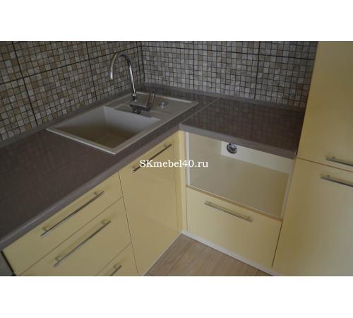 Кухонный гарнитур по индивидуальным размерам №26