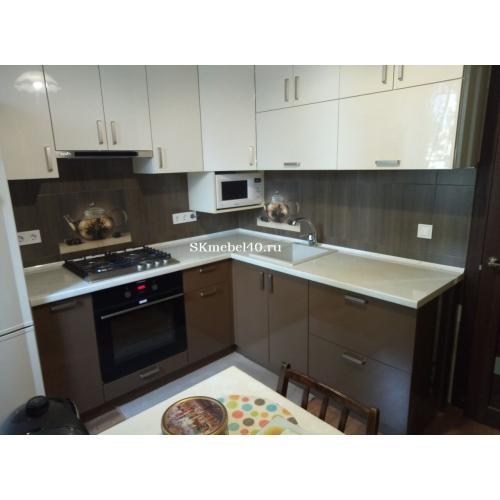 Кухонный гарнитур по индивидуальным размерам №28