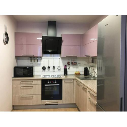 Кухонный гарнитур по индивидуальным размерам №32