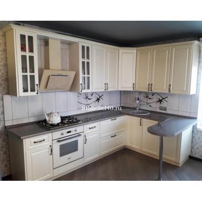 Кухонный гарнитур по индивидуальным размерам №33