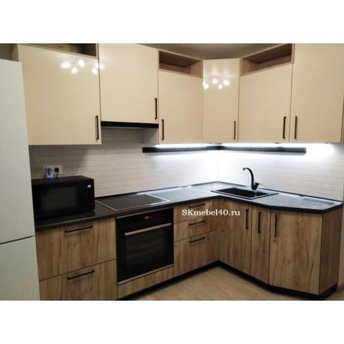 Кухонный гарнитур по индивидуальным размерам №35