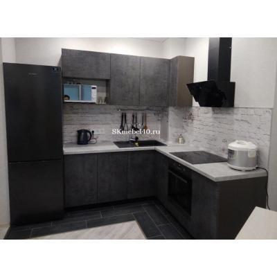 Кухонный гарнитур по индивидуальным размерам №38
