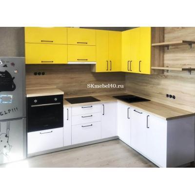 Кухонный гарнитур по индивидуальным размерам №39
