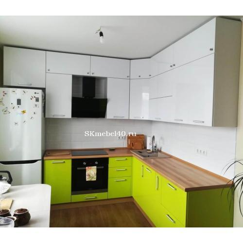 Кухонный гарнитур по индивидуальным размерам №40