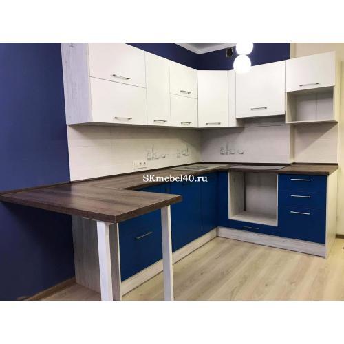 Кухонный гарнитур по индивидуальным размерам №41