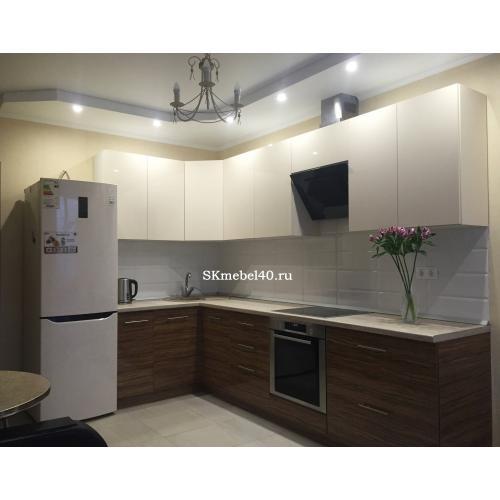 Кухонный гарнитур по индивидуальным размерам №43