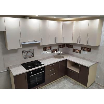 Кухонный гарнитур по индивидуальным размерам №45