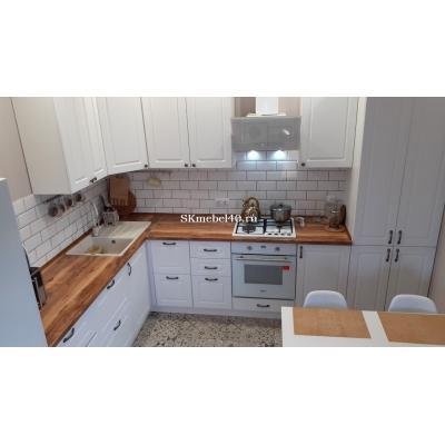 Кухонный гарнитур по индивидуальным размерам №46