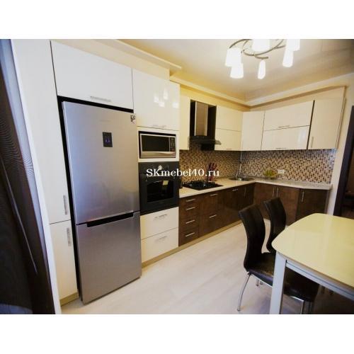 Кухонный гарнитур по индивидуальным размерам №47