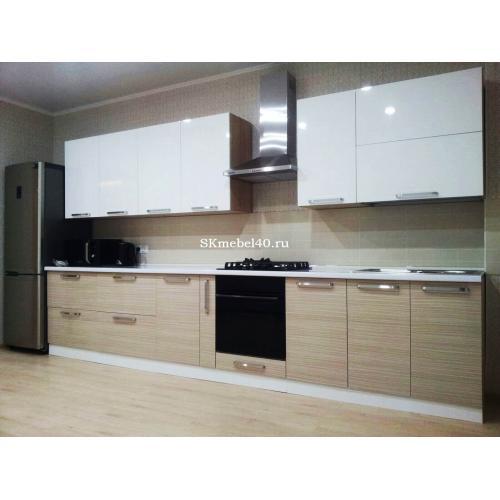 Кухонный гарнитур по индивидуальным размерам №49