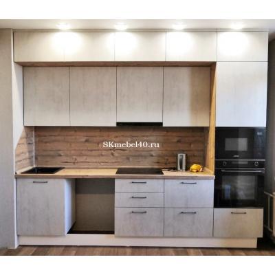 Кухонный гарнитур по индивидуальным размерам №51