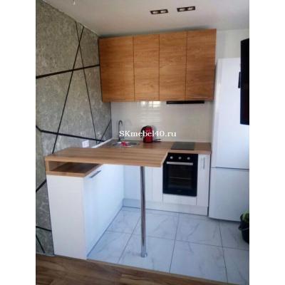 Кухонный гарнитур по индивидуальным размерам №54