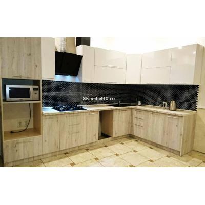 Кухонный гарнитур по индивидуальным размерам №58