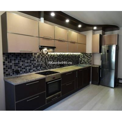 Кухонный гарнитур по индивидуальным размерам №60