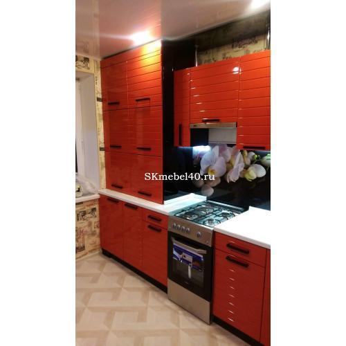 Кухонный гарнитур по индивидуальным размерам №62