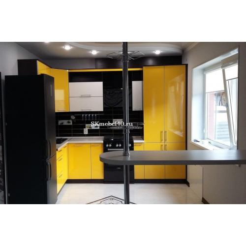 Кухонный гарнитур по индивидуальным размерам №66