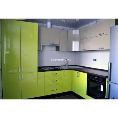 Кухонный гарнитур по индивидуальным размерам №69