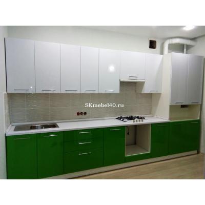 Кухонный гарнитур по индивидуальным размерам №70