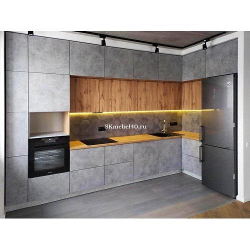Кухонный гарнитур по индивидуальным размерам №71