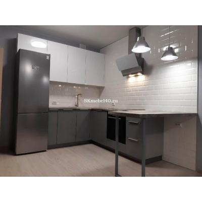 Кухонный гарнитур по индивидуальным размерам №72