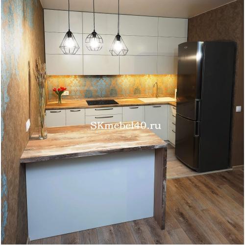 Кухонный гарнитур по индивидуальным размерам №76