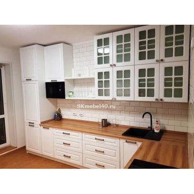Кухонный гарнитур по индивидуальным размерам №77