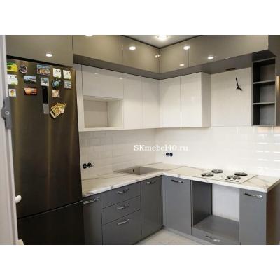 Кухонный гарнитур по индивидуальным размерам №78