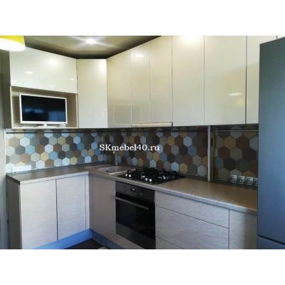 Кухонный гарнитур по индивидуальным размерам №8