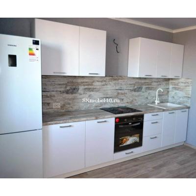 Кухонный гарнитур по индивидуальным размерам №86
