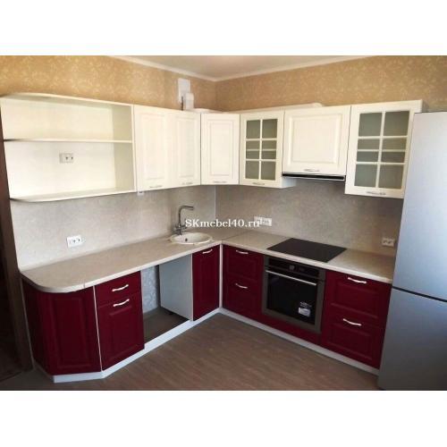 Кухонный гарнитур по индивидуальным размерам №87