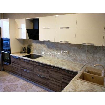 Кухонный гарнитур по индивидуальным размерам №88