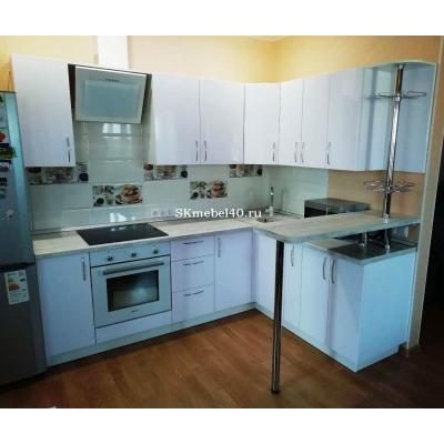 Кухонный гарнитур по индивидуальным размерам №91