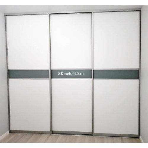 Шкаф-купе по индивидуальным размерам №139