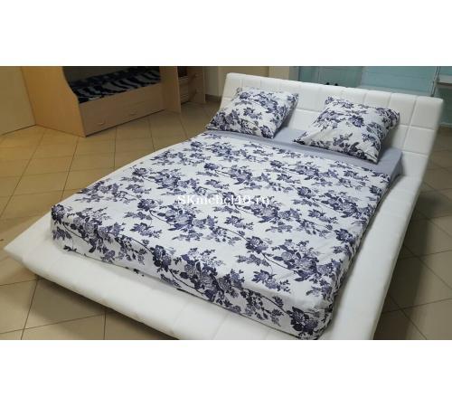 Мягкая кровать Оливия